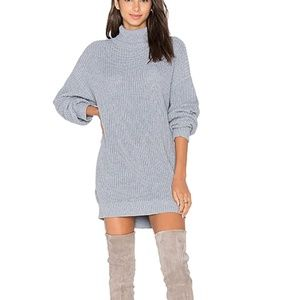 Gray sweater dress - Lovers and Friends - XS